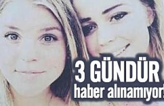 Norveçli genç kızlar Alanya'da kayboldu