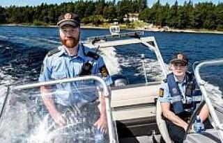 Norveçli polis kendine ceza kesti