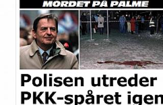 Olof Palme Cinayetinde Gözler Tekrar PKK'ya...