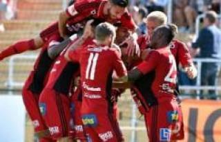 Östersunds UEFA Ligi'nde zorda olsa kazandı...