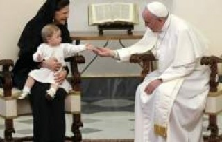 Papa Francis İsveç'te