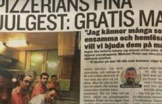 Polat kardeşleri İsveçlilere Noel'de bedava...