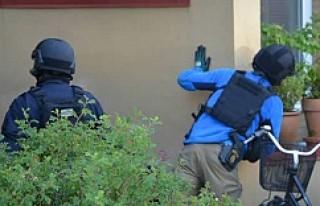 Polis Malmö'deki o evi kuşattı!