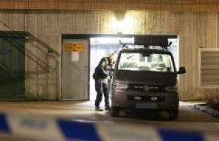 Rinkeby'de bir kişi öldürüldü