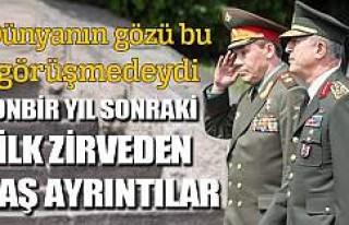Rus general Türkiye'ye geldi Dünya'nın...
