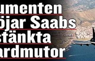 SAAB 1 milyar kron rüşvet karşılığı savaş...