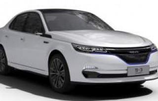 Saab elektrikli olarak geri dönüyor