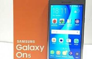 Samsung Galaxy On5 özellikleri sızdı