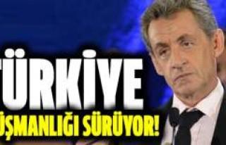 Sarkozy: Türkiye Avrupa'ya değil, Asya'ya...