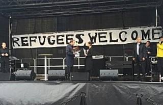 Semanur Taşkın,''Mülteciler''...