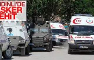Şemdinli'de hain saldırı: 9 şehit