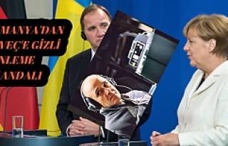 SKANDAL: Almanya, İsveç'i gizli dinlemiş!