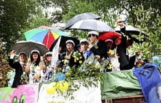 Södertälje'de Mezuniyet kutlamalarında alkol yasaklandı....