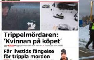 Stockholm'de 3 kişiyi öldürmekten 25 yılla...