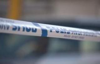 Stockholm'de bir kadın bıçaklandı
