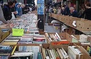 Stockholm'de En Uzun Kitap Stantı Kuruldu