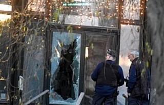 Stockholm'de Gece Kulübüne Bombalı Saldırı