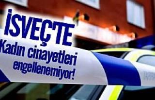 Stockholm'de kadın cinayetlerine bir yenisi...