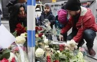 Stockholm'de kamyonlu terör saldırısının...