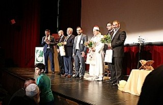 Stockholm'de Maide-i Kur`an programı düzenlendi