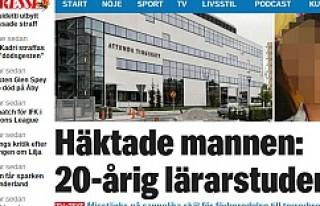Stockholm'de terör saldırısı yapmaya hazırlan...