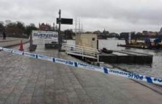 Stockholm merkezde bir kişi ölü bulundu
