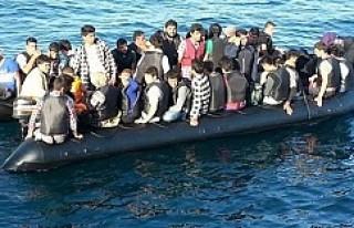 Suriyeli doktor umut verip sığınmacıları Avrupa'ya...