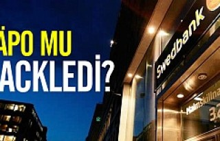 Swedbank'ı Säpo mu hackledi?