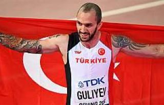 Türk Atletler İsveç'te Yarışacak