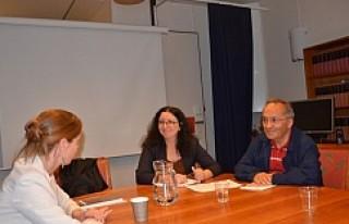 Türk Gazeteciler, İsveç Dışişleri Bakanlığı...