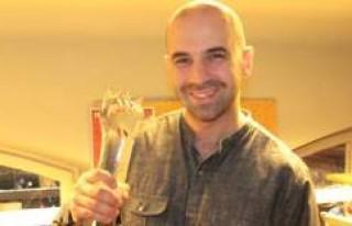 Türk sanatçı İsveç'te 'Yılın Müzisyeni'...