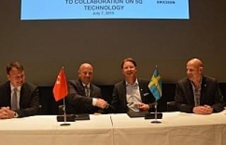 Turkcell, Ericsson'la 5G için anlaştı