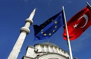 Türkiye, AB yolunda kararlı adımlarla ilerliyor