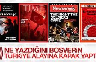Türkiye Batılı dergilerin kabusu oldu