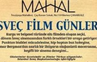 Türkiye'de  İsveç Film Günleri