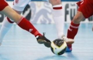 Türkiye İsveç Futsal Milli Maçı İsveç'te oynanacak