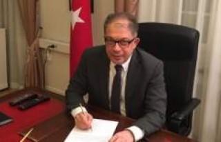 Türkiye'nin İsveç Büyükelçisi Emre Yunt'tan...