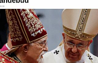 Türkiye'nin Papa'ya Tepkisi İsveç Basınında