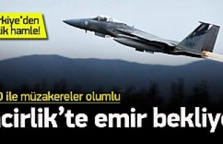 Türkiye ve ABD arasında F-15 pazarlığı