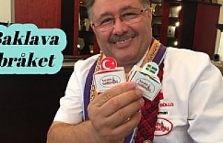 Türkiye, Yunanistan Baklava kavgası İsveç basınında