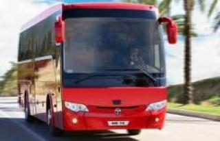Türkiye'nin otobüs devi TEMSA, İsveç pazarında...