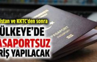 Türkler ve Ruslar pasaportsuz gidip gelecek
