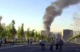 Uçaklar Beştepe yakınlarını bombaladı