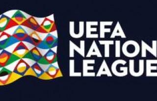UEFA Uluslar Ligi'nde İsveç ve Türkiye'nin...