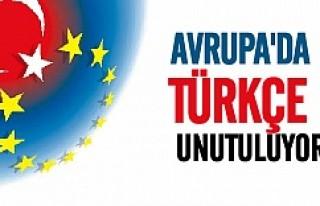 Uyarı! Avrupa'da Türkçe elden gidiyor