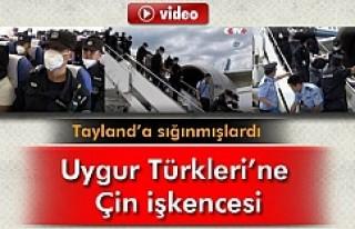 Uygur Türklerine Çin İşkencesi