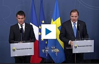 Valls'dan Orban'a 'Müslüman sığınmacı'...