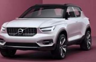 Volvo 40.1 ve 40.1 Konseptleri Tanıtıldı