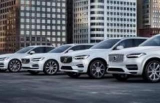 Volvo tüm otomobillerini elektrikli motorla donatacak