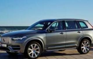 Volvo XC90, emniyet kemerindeki sorundan ötürü...
